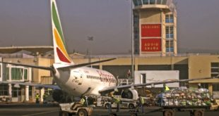 Bole-Airport, Addis Abeba